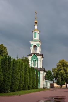 Katedra spaso preobrazhensky w tambow