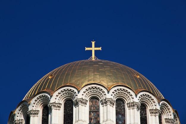 Katedra św. aleksandra newskiego, sofia, bułgaria