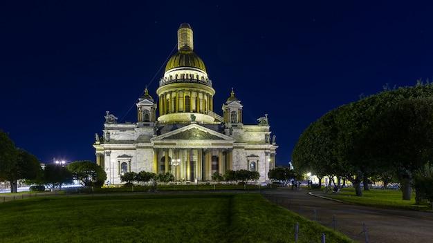 Katedra świętego izaaka w sankt petersburgu