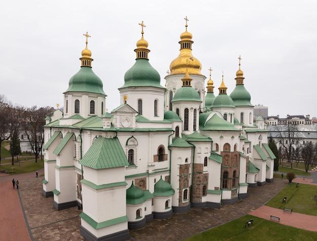 Katedra świętego sofii, kijów, ukraina