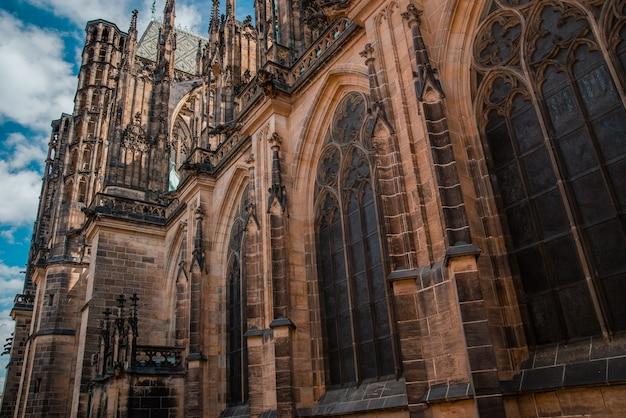 Katedra świętego wita w pradze