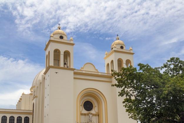 Katedra świętego zbawiciela w san salvador