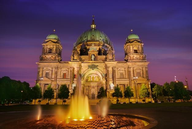 Katedra w berlinie berliner dom niemcy