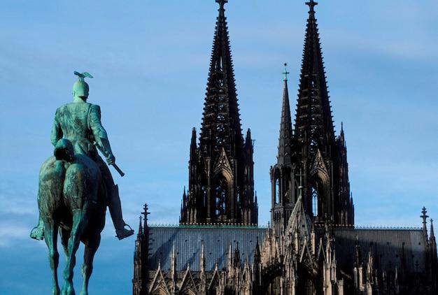 Katedra w kolonii, katedra w kolonii, kolonia, niemcy, kolonia niemcy,