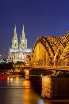 Katedra w kolonii w niemczech