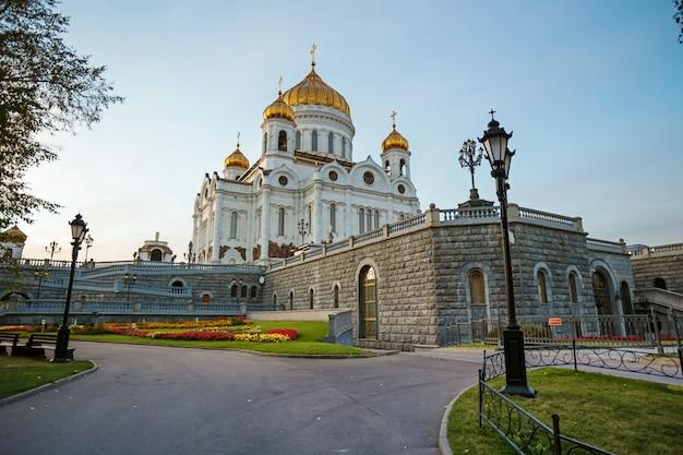 Katedra w moskwie, rosja