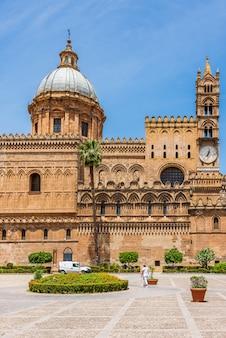Katedra w palermo, sycylia