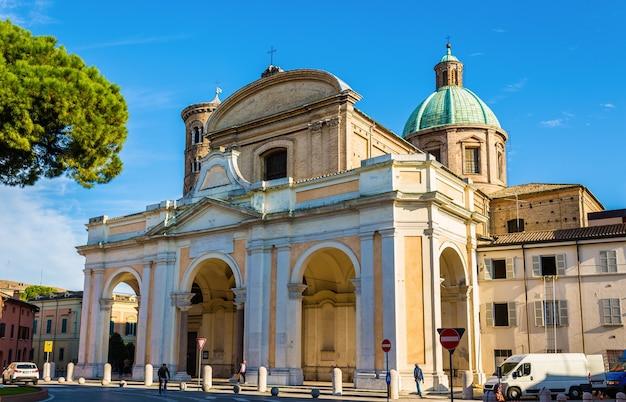 Katedra w rawennie - włochy, emilia-romagna