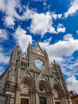 Katedra w sienie we włoszech
