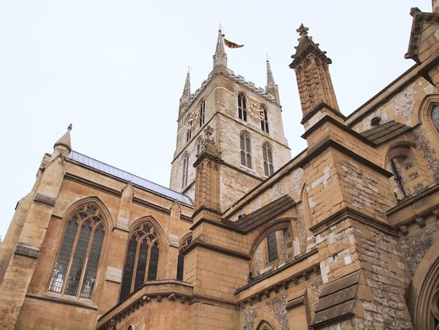 Katedra w southwark, londyn