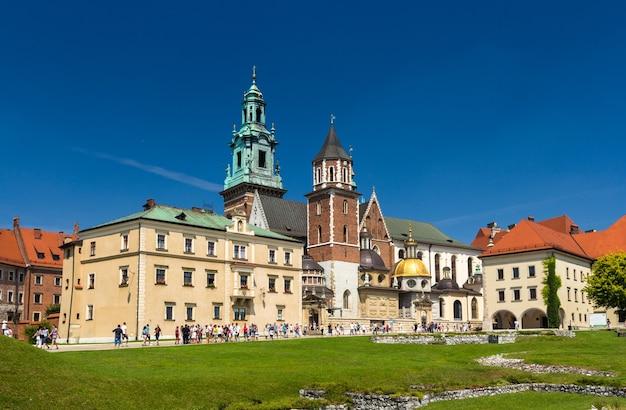 Katedra wawelska w krakowie