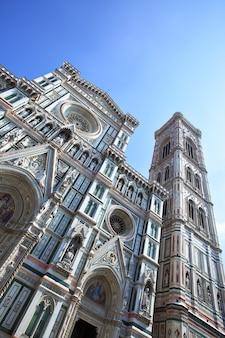 Katedra we florencji we włoszech