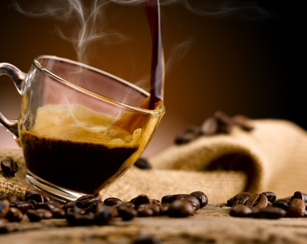 Kawa espresso we wszystkich jej wspaniałych postaciach