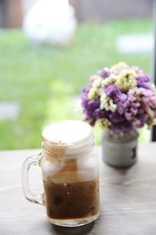 Kawa mrożona latte