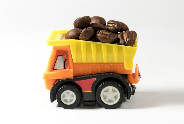 Kawa, transport ziaren kawy