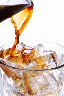 Kawa z lodem