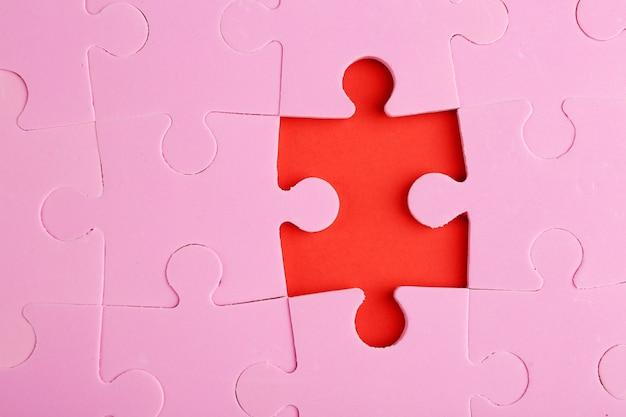 Kawałki puzzli