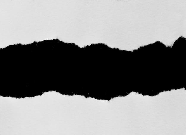 Kawałki rozdartego papieru tekstury tła z kopią miejsca na tekst