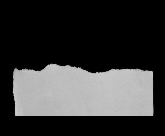 Kawałki rozdartego papieru tekstury tła