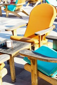 Kawiarnia na plaży