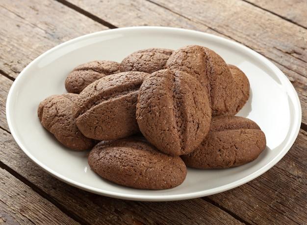 Kawowe ciasteczka