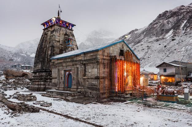 Kedarnath w indiach