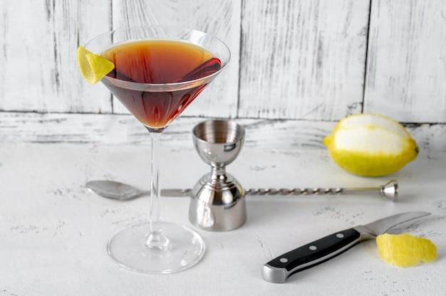 Kieliszek martineza