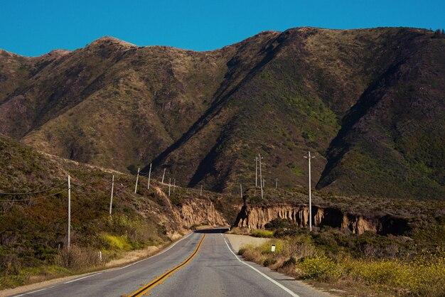 Kieliszek przeznaczone do walki radioelektronicznej pustej drogi w góry