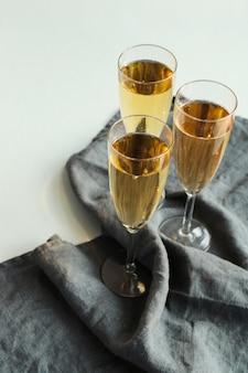 Kieliszek szampana