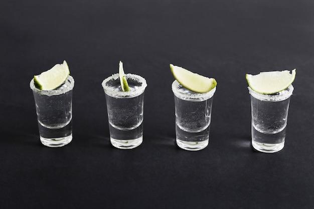 Kieliszek wódki