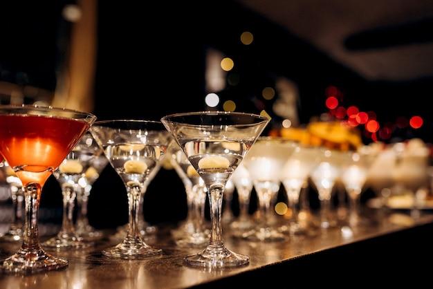 Kieliszki do wina i szampana z kryształu