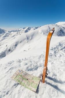 Kierunek w górach