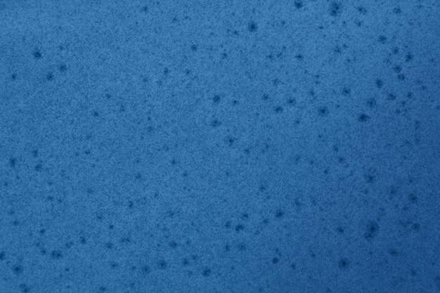 Klasyczna niebieska abstrakcyjna powierzchnia ceramiczna