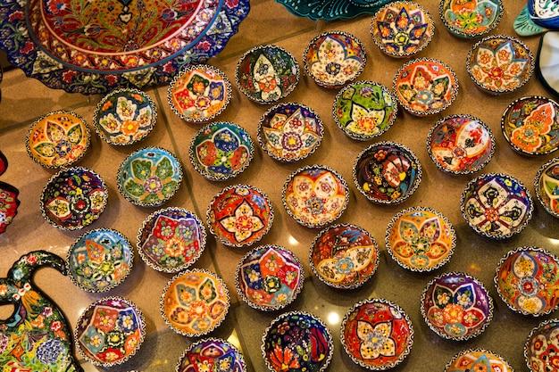 Klasyczna turecka ceramika
