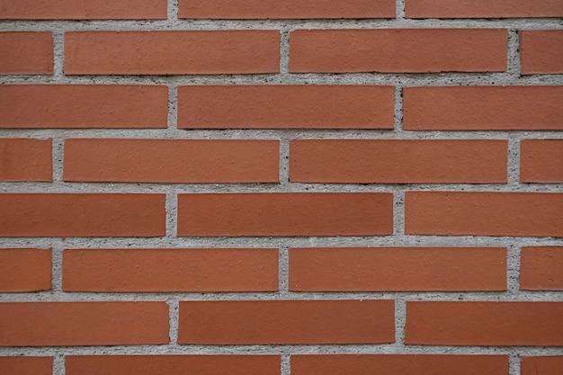 Klasyczny mur z cegły tło