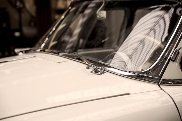 Klasyczny samochód zabytkowy
