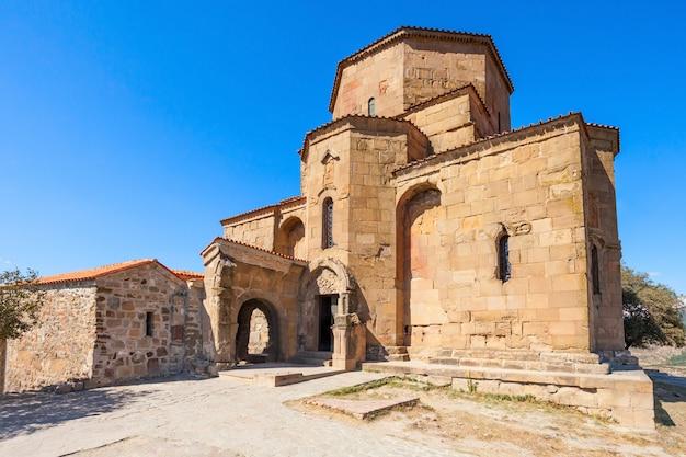 Klasztor dżwari, mccheta