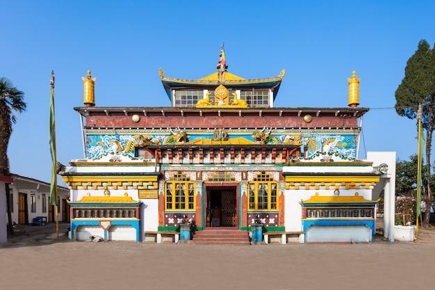 Klasztor ghoom, darjeeling