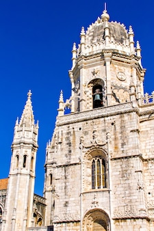 Klasztor hieronimitów, lizbona, portugalia