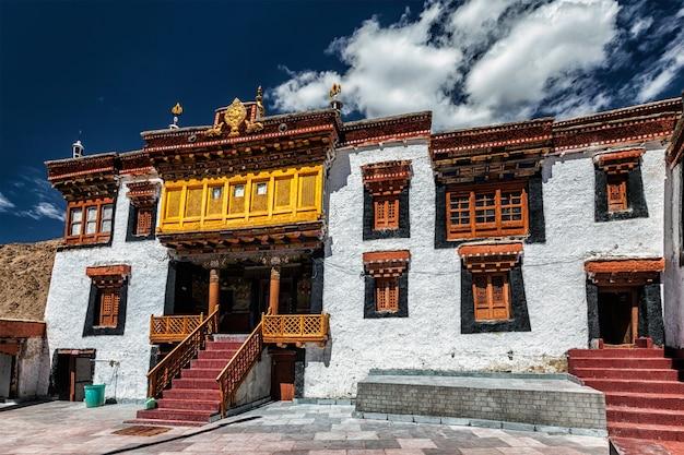 Klasztor likir ladakh indie