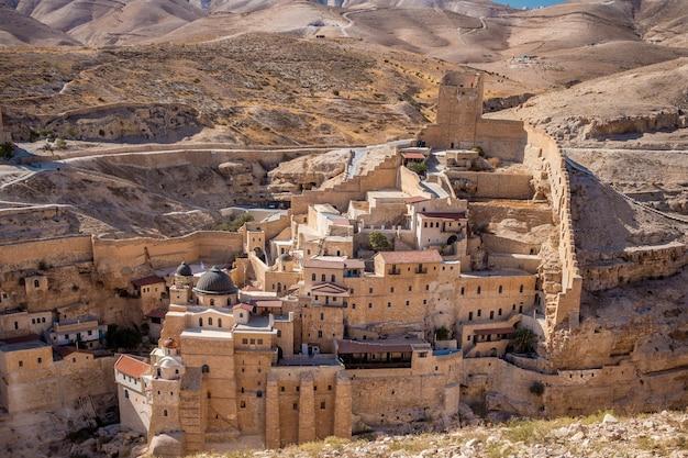 Klasztor mar saba