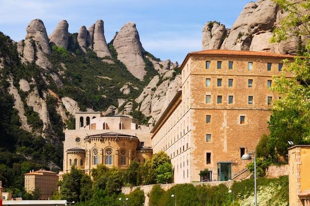 Klasztor santa maria de montserrat