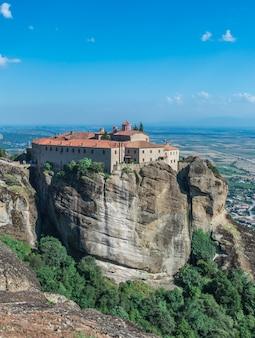 Klasztor varlaam w meteory, grecja