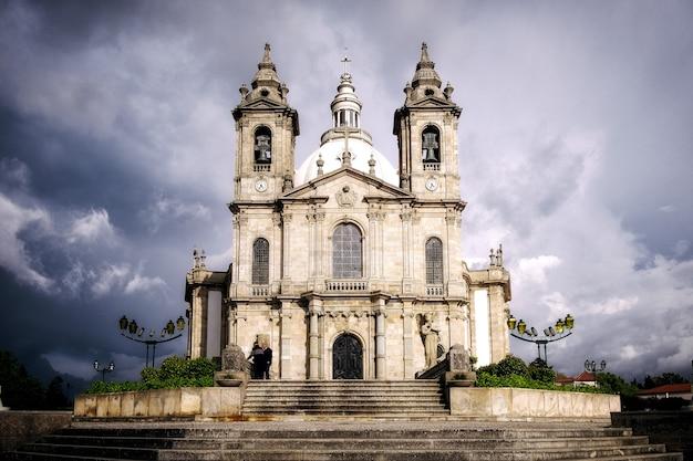 Klasztor w braga portugalia naszej pani fatimskiej