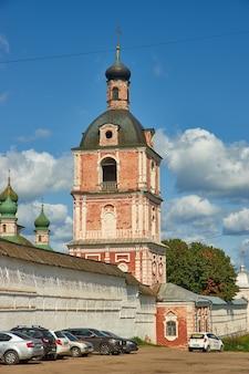 Klasztor zaśnięcia goricki, peresław zaleski 23 sierpnia 2019 r.