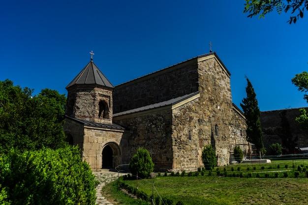 Klasztor zedazeni w gruzji