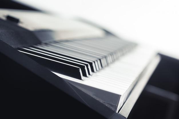 Klawiatura fortepianowa