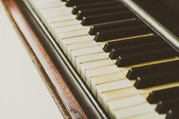 Klawisz fortepianowy
