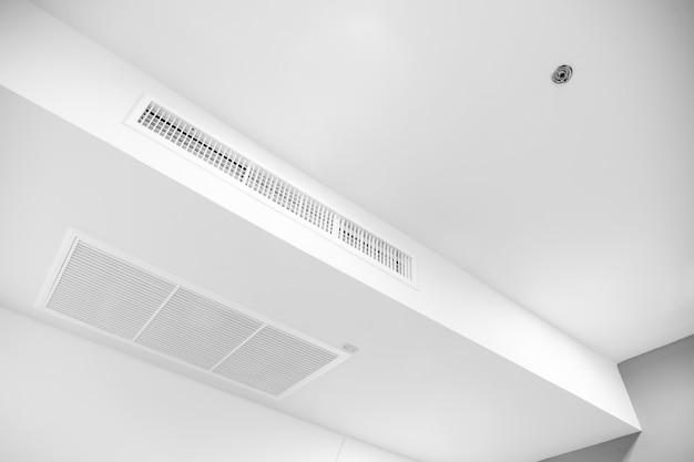 Klimatyzator sufitowy typu kasetonowego