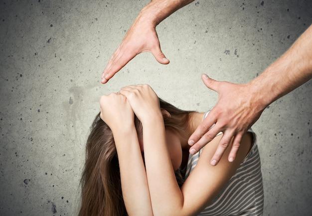 Kobieta – ofiara przemocy domowej i agresji